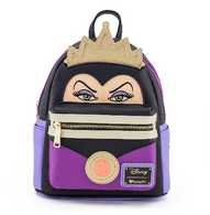 Loungefly X Disney Evil Queen Mini Backpack - Cobalt Heights