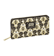 Loungefly X Star Wars Gold BB-8 Wallet - Cobalt Heights