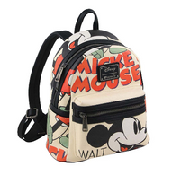 Loungefly X Disney Classic Mickey Mouse Mini Backpack - Cobalt Heights