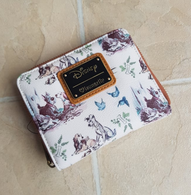 Loungefly X Lady And The Tramp Wallet - Cobalt Heights