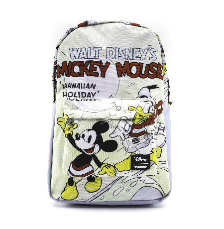 d8ce0e460074 Loungefly X Disney Mickey Hawaiian Holiday Backpack - Cobalt Heights