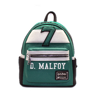 Loungefly X Harry Potter D Malfoy Slytherin Mini Backpack - Cobalt Heights