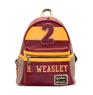 Loungefly X Harry Potter R Weasley Gryffindor Mini Backpack - Cobalt Heights