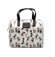 Loungefly X Disney Mickey Mouse Poses Handbag - Cobalt Heights