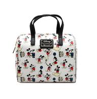 Loungefly X Disney Mickey Mouse Poses Handbag - Cobalt Heights