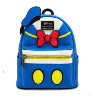 Loungefly X Disney Donald Duck Mini Backpack - Cobalt Heights