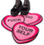 Sourpuss Candy Hearts Rug - In Action - Cobalt Heights