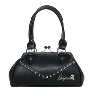 Sourpuss Dollface Stud Purse - Cobalt Heights