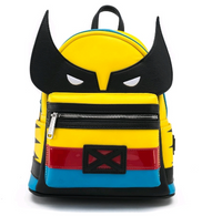 Loungefly X X-Men Wolverine Cosplay Mini Backpack - Cobalt Heights