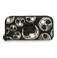 Loungefly X The Nightmare Before Christmas Jack Face Wallet - Cobalt Heights