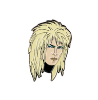 Labyrinth Enamel Pin - Jareth - Cobalt Heights