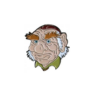 Labyrinth Enamel Pin - Hoggle - Cobalt Heights