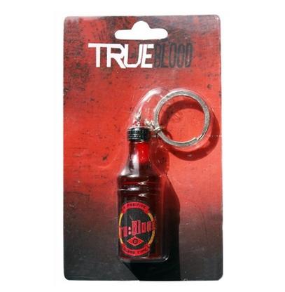 True Blood Keyring - O Positive - Cobalt Heights