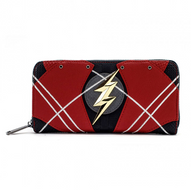 Loungefly X The Flash Cosplay Wallet - Cobalt Heights