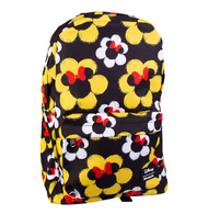 Loungefly X Disney Minnie Mouse Flower Backpack - Cobalt Heights