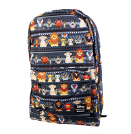 Loungefly X Disney Lion King Characters Backpack - Cobalt Heights