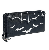 Banned Apparel Bats Wallet - Side - Cobalt Heights