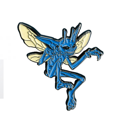 Harry Potter Enamel Pin - Cornish Pixie - Cobalt Heights