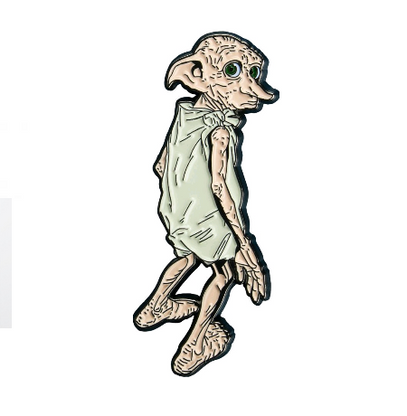 Harry Potter Enamel Pin - Dobby - Cobalt Heights