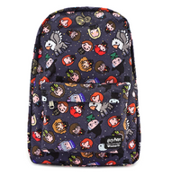 Loungefly X Harry Potter Chibi Characters Backpack - Cobalt Heights