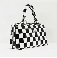 Starstruck Jetson Handbag - Black Check - Cobalt Heights