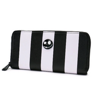 Loungefly X The Nightmare Before Christmas Stripe Wallet - Cobalt Heights