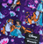 Loungefly X Disney Jasmine and Rajah Floral Tattoo Backpack - Print - Cobalt Heights