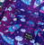 Loungefly X Hello Kitty Space Backpack - Print - Cobalt Heights