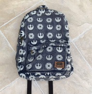 Loungefly X Star Wars Emblems Backpack - Cobalt Heights