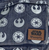 Loungefly X Star Wars Emblems Backpack - Print - Cobalt Heights