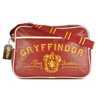 Harry Potter Retro Quidditch Crossbody Bag - Gryffindor - Cobalt Heights