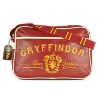 Harry Potter Retro Quidditch Crossbody Bag - Gryffindor - Cobalt Heights