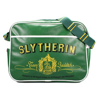 Harry Potter Retro Quidditch Crossbody Bag - Slytherin - Cobalt Heights