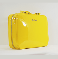 Starstruck Cosmic Carry All - Yellow - Side - Cobalt Heights