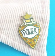 Jubly Umph Potion Of Power Lapel Pin - Cobalt Heights