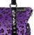 Sourpuss Leopard Mini Leda Purse - Purple - Close Up - Cobalt Heights