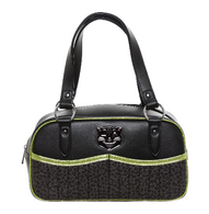 Sourpuss Jinx Tessa Purse - Green - Cobalt Heights