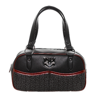 Sourpuss Jinx Tessa Purse - Red - Cobalt Heights
