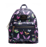 Loungefly X Pokemon Butterflies Mini Backpack - Cobalt Heights