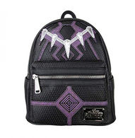 Loungefly X Marvel Black Panther Cosplay Mini Backpack - Cobalt Heights