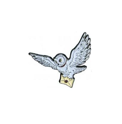Harry Potter Enamel Pin - Hedwig - Cobalt Heights