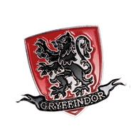 Harry Potter Enamel Pin - Gryffindor Shield - Cobalt Heights