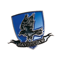 Harry Potter Enamel Pin - Ravenclaw Shield - Cobalt Heights