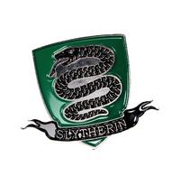 Harry Potter Enamel Pin - Slytherin Shield - Cobalt Heights
