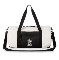 Loungefly X Disney Mickey Mouse Embroidered Gym Duffle Bag - Cobalt Heights