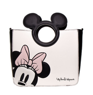 Loungefly X Disney Minnie Mouse Ears Handbag - Cobalt Heights