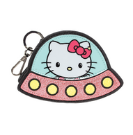 Loungefly X Hello Kitty Spaceship Coin Purse - Cobalt Heights