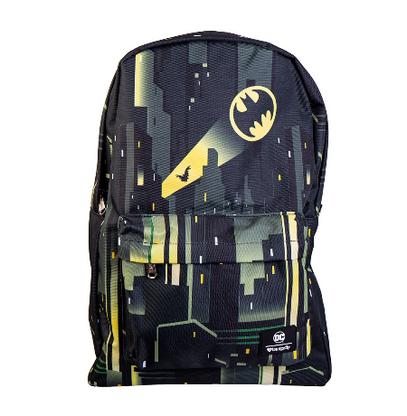 Loungefly X DC Batman Bat Signal Backpack - Cobalt Heights