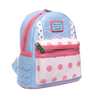 Loungefly X Pixar Toy Story Bo Peep Cosplay Mini Backpack - Cobalt Heights