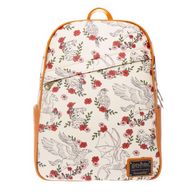 Loungefly X Harry Potter Wings and Roses Mini Backpack - Cobalt Heights
